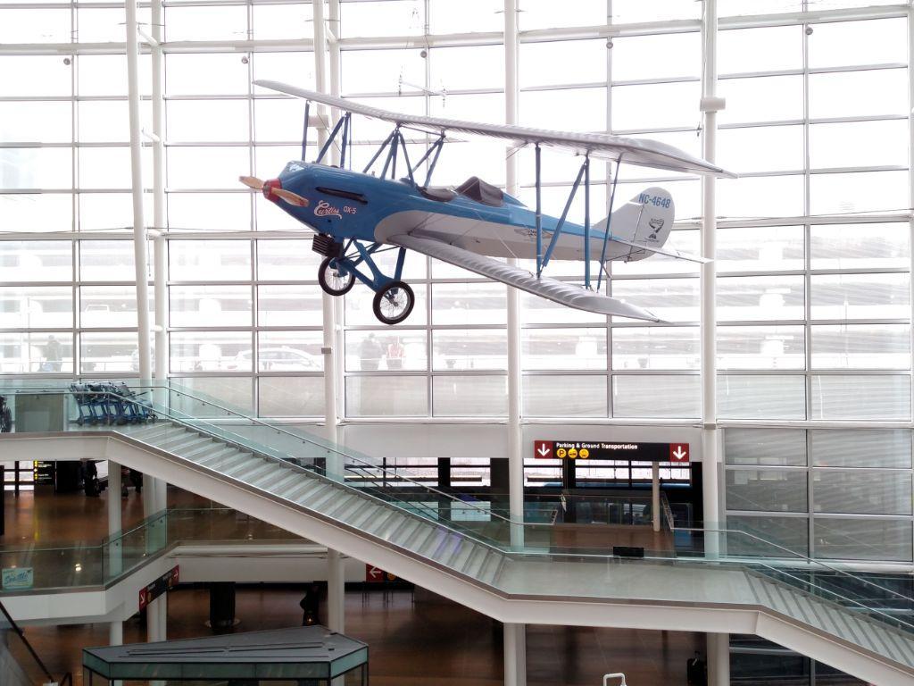 SeaTac plane